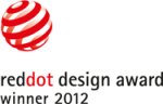 awards red dot 2012 logo